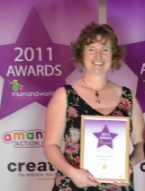 Mum and Working Franchisor Finalist