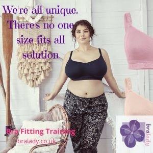 bra fitting training for unique bodies and situations