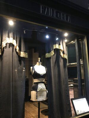 raine and bea lingerie shop